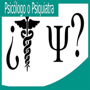 Psicólogo o psiquiatra: ¿cuál es la diferencia?